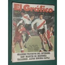 Revista El Grafico 2860 San Martin Mendoza Talleres Hornos Z