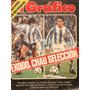 Revista Grafico 3066 Seleccion Galindez Krol Holanda Villa