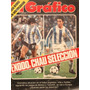 Revista Grafico 3066 Mundial Argentina 1978 Kempes World Cup