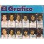 El Grafico 3059 Argentina Plantel Vilas Campeon Cerezo