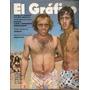 El Gráfico 2780 D-teofilo Cubillas-peru/ringo Bonavena/ Lyle