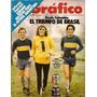 El Gráfico 3014 B- Boca Espera La Libertadores/ Julio Villa