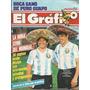 El Grafico / Nº 3477 / 1986 / Tapa Maradona Y Passarella /