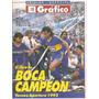 El Grafico Especial 70 Boca Campeon 1992