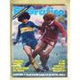 Maradona Union San Vicente Banfield El Grafico 3221 De 1981