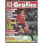 Revista Grafico 3410 Independiente Mouzo Gatti Maradona Box