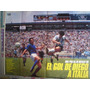 Poster Del Gol De Diego Maradona Italia Mundial 86