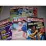 Revistas El Grafico Maradona, Sabatini, Racing, Boca, Son 19