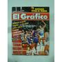 Revista El Grafico N 3484 1986 Triunfo Basqu En La Plata
