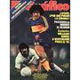 El Grafico 3218 Boca 4 Platense 0 Maradona Chicago Quilmes