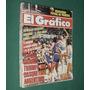 Revista Grafico 3484 Boca River Maradona Sabatini Newells