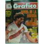 Revista El Grafico N 3416 1985 River Agoni En La Plata