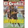 El Gráfico 3882 L- Boca 3 River 1 Copa Revancha En Mendoza