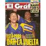 Revista Grafico 3815 Milan Boca Belgrano San Lorenzo River