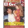 El Gráfico 3897 A- Maradona- Dalma/ Julio Grondona/ Sivori