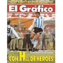 El Gráfico 3853 J- Colombia 1 Peru 0/ Bolivia 3 Uruguay 1
