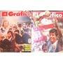 El Grafico. Maradona. Argentina Campeon 79 (juvenil) Y 86.