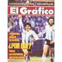 El Gráfico 3534 A-maradona-batista-selección Argentina/oliva