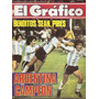 El Gráfico 3420 - Argentina Campeon Sudamericano Infantil