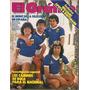 El Gráfico 3229 C-lamina Boca Campeon/argentina 1 Valencia 0