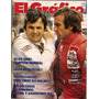 El Gráfico 3182 - Reutemann - Alan Jones Campeon Mundial F-1