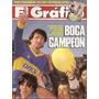 El Gráfico 3742 C-boca Campeon/roberto Baggio-juventus/bubka