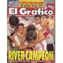 El Gráfico 3885 C- River Campeon/ Navarro Montoya-boca/coggi