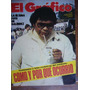 Argentinos Y Maradona Instituto Galindez El Grafico 3186
