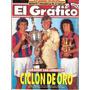 El Gráfico 3881 C- San Lorenzo Gano La Copa De Oro - Mendoza