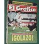 Revista Grafico 3855 Lesiones Argentina Peru Colombia Mencho