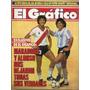 El Gráfico 3508 E-maradona-beto Alonso/ Enrique Vidalle/apey