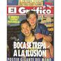 El Gráfico 3915 A- Navarro Montoya- Romay- Boca/ Maradona