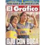 El Gráfico 3779 J-san Lorenzo 1 Colo Colo 0-libertadores