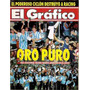 El Gráfico 3938 C- Rodolfo Garcia- Cristian Dollberg- Lanus