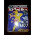 El Gráfico 3717 Maradona A Boca Gamboa Funes Michael Jordan