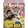 El Gráfico 3709 Simon Giunta Boca Belgrano 2-0 Instituto