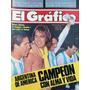 Revista Grafico 3746 Traverso Basile Argentina Campeon Ameri