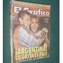 Revista Grafico 3852 Mundial Usa 94 Argentina Peru Goycochea