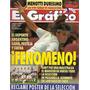 Revista Grafico 3920 Sabatini Peñarol Campeon Maradona Boca