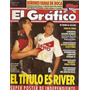 Revista Grafico 3919 River Independiente Campeon Supercopa