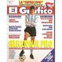 Revista Grafico 3916 Caniggia Tabarez Porta Rugby Seleccion