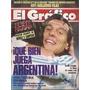 Revista Grafico 3745 All Blacks Argentinos Jrs Velez Racing
