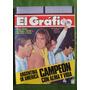 El Gráfico Nº 3746. Argentina Campeón De América 1991