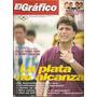 Revista Grafico 4009 Olimpiadas Argentina Nigeria Passarella
