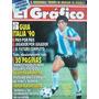Mundial Italia Maradona Argentina Revista Grafico 3686