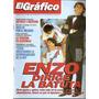 El Gráfico 4020 C- Emilio Satriano Gano En La Plata/ Ronaldo