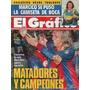 Revista Grafico 3773 San Lorenzo Campeon Copa De Oro Marcico