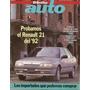 El Gráfico Auto 3765 A- Renault 21 Txe Gama 92/ Vacaciones