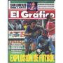 El Grafico 3809 Debut Maradona Sevilla Noemi Prone Fangio