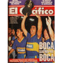 Grafico 3825 Boca Juniors 2 River Plate 2